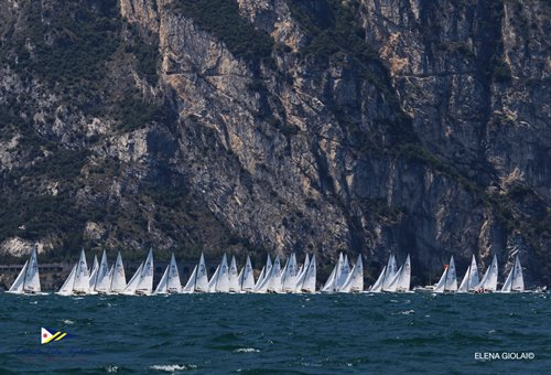 Vittoria finlandese all'europeo Soling