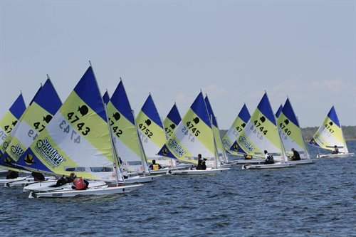 2021- SUNFISH WORLD CHAMPIONSHIP WILL BE HELD IN CVT