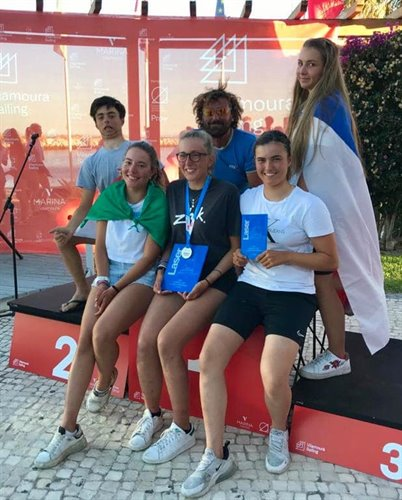 CARLOTTA RIZZARDI WINS THE SECOND PLACE AT 4.7 YOUTH EUROPEAN CHAMPIONSHIP