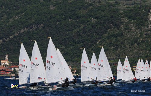 International Sailing Regatta is back on Garda Trentino: from Friday in Torbole - Spring Cup Ilca