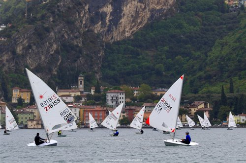 Final Results of the Torbole ILCA Spring Cup