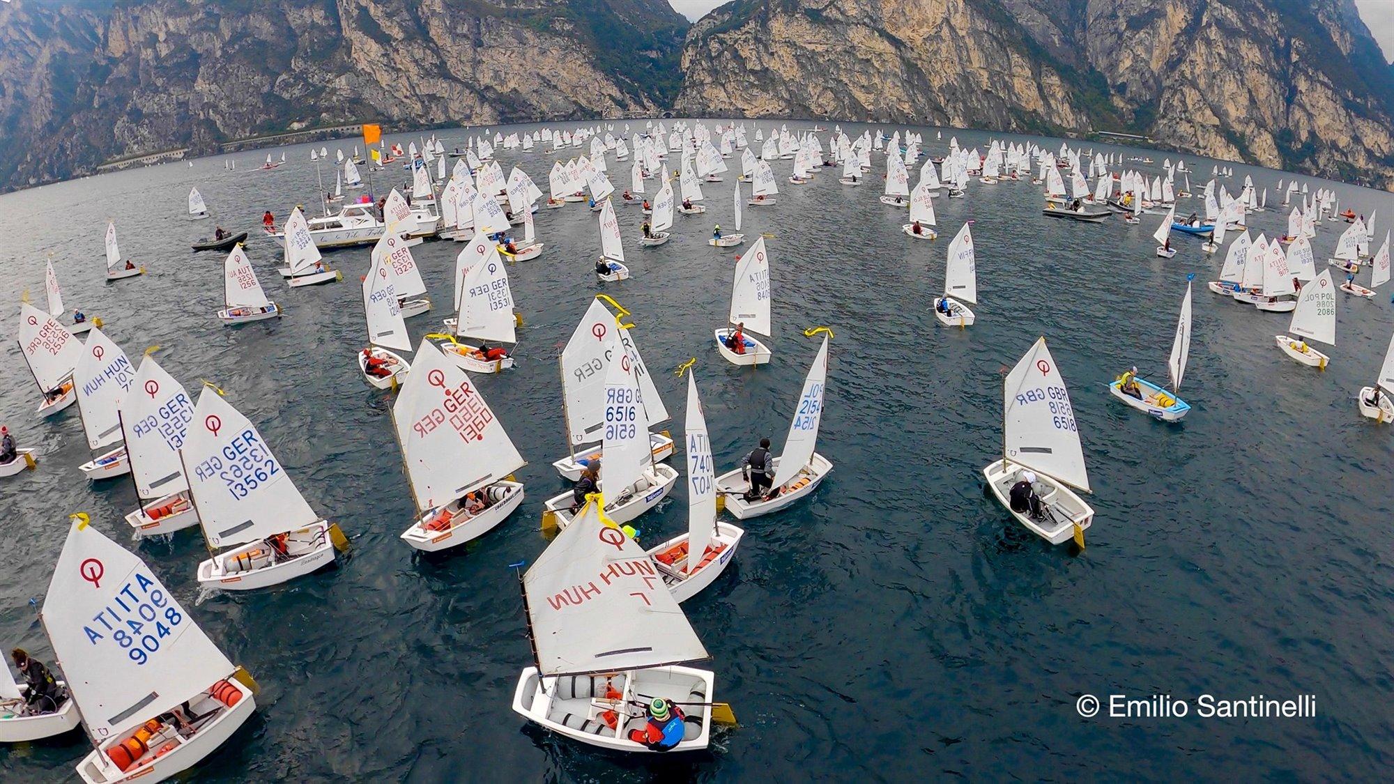 Regattas Sailing Courses Nautical Licenses And Boat Rentals On Lake Garda Circolo Vela Torbole