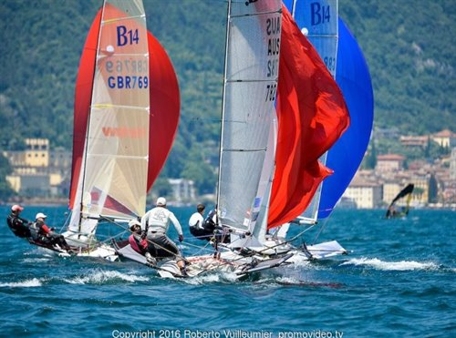 B14 EUROPEAN & WORLD CHAMPIONSHIP