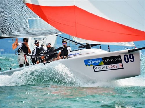 EUROPEAN SAILING SERIES