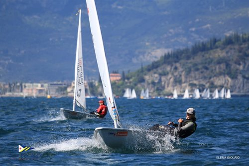 EUROPA CUP LASER
