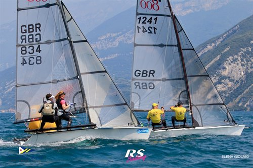 RS 700 and RS 800 EUROPEAN CHAMPIONSHIP