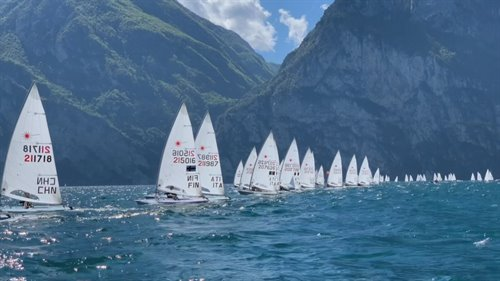TORBOLE INTERNATIONAL  ILCA REGATTA - SPRING CUP